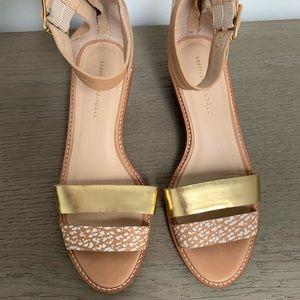 Loeffler Randall heeled sandal